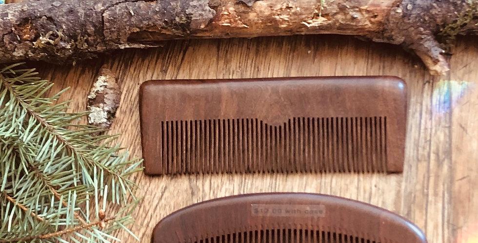 Sandalwood Beard Combs