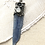 Thumbnail: Kyanite Moonstone Spear Amazing Silver Necklace