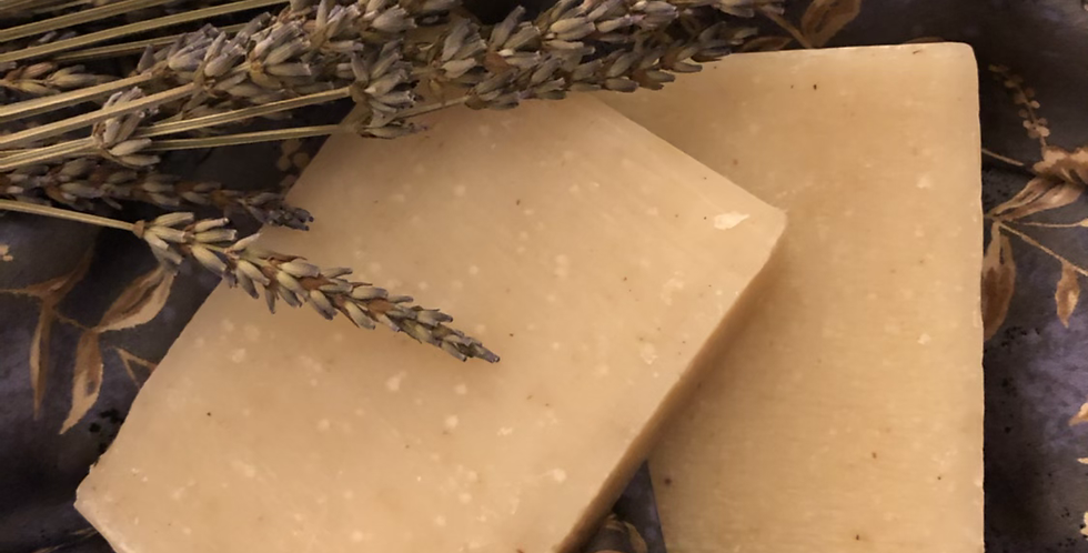 Hand made Organic Cold Pressed soap