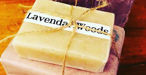 Christmas Bundles of soap