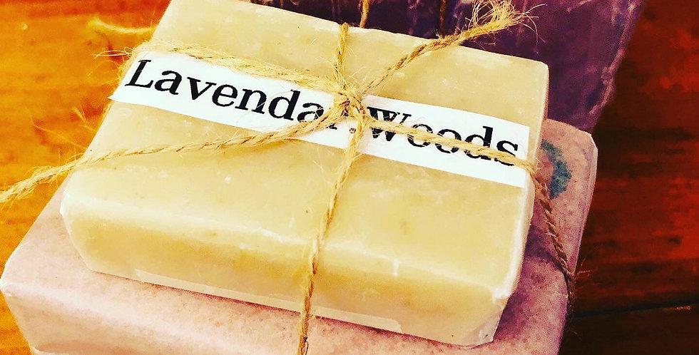 Bundles of soap