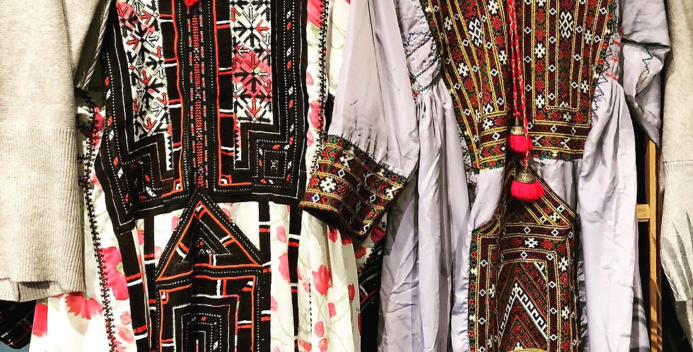 2 Indian Embroidery Celebration Dress