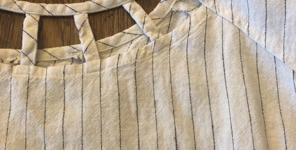 Lagenlook Pinstriped Tunic