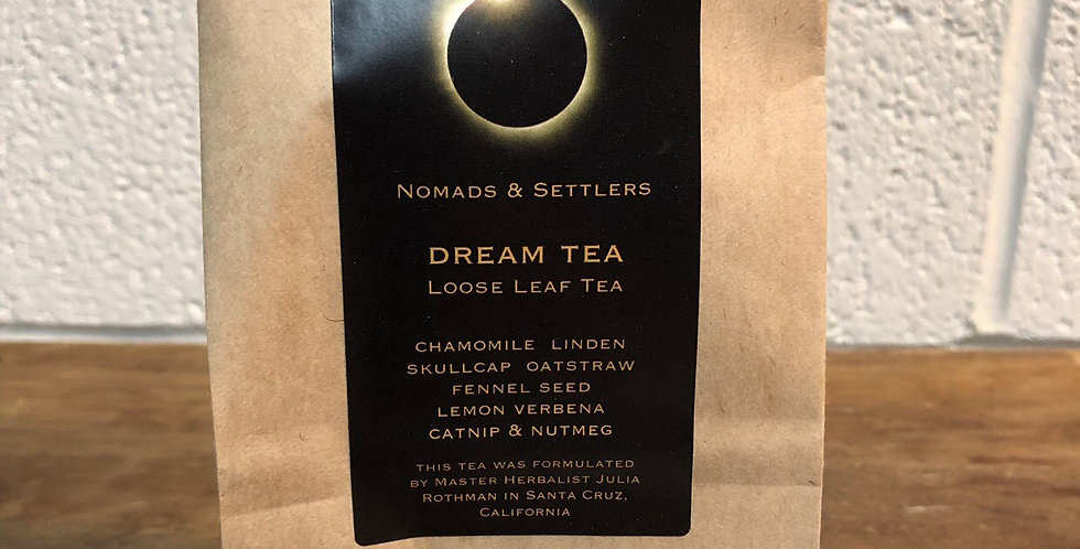 Dream Tea help for sleep and dreaming