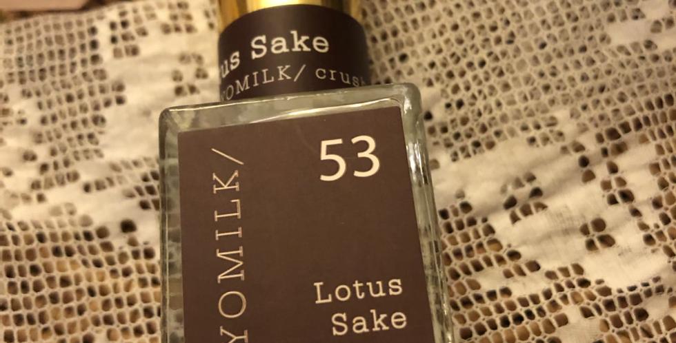 Lotus Sake