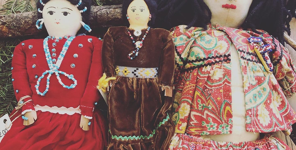 Winona  Reservation Doll