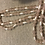 Thumbnail: Extra long Feminino Rose Quartz and pearl