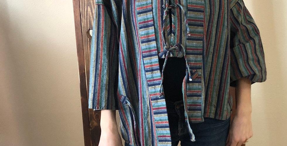 Female Samurai Vest & Jacket