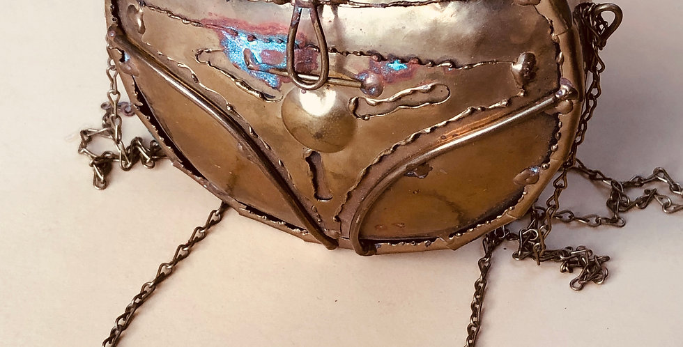 WiTChY bRONzE SPeLL BaG