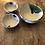 Thumbnail: JapaNese Folded Ceramic Bowl Set