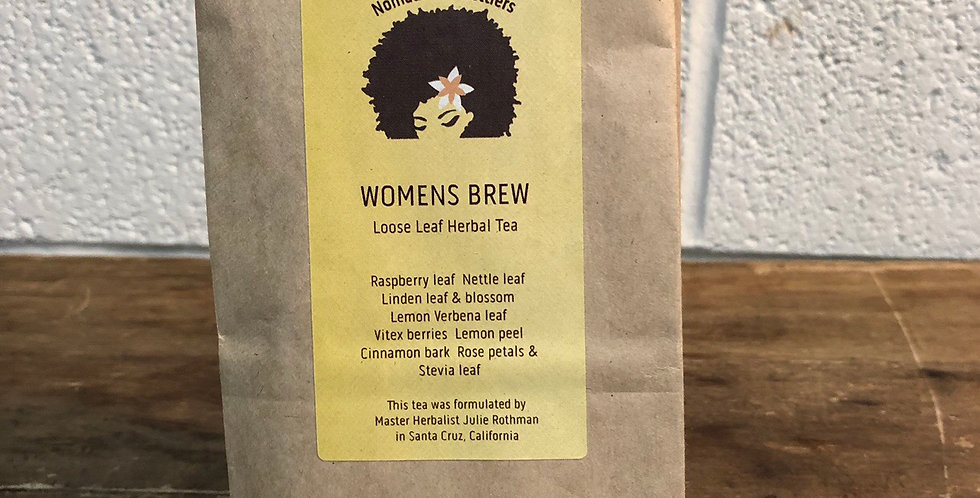 Women's Brew Loose leaf Tea