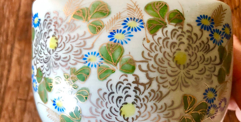 Sweet JapaNese Porcelain Bowl