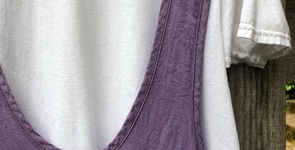 Liliac linen Low Drop jumper