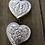 Thumbnail: Sweet pounded Tin hearts