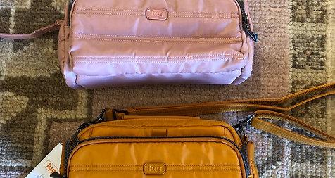 Blush or Ochre Lug keeping it together Bag