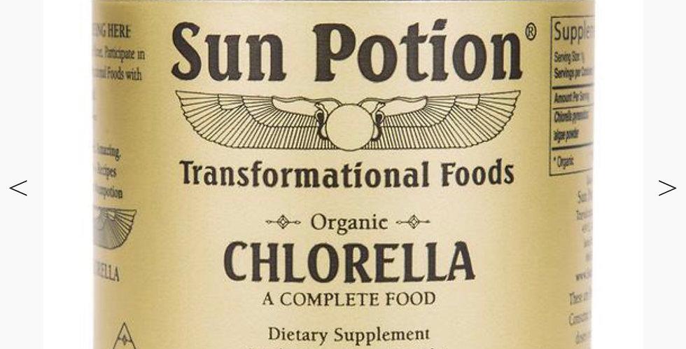 Chlorella Superfood