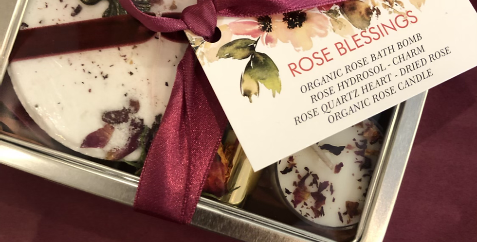 Rose Blessing Box