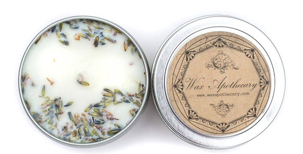 Sage Herbal All natural Candle