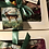Thumbnail: Two Floral smudge Wands in window box
