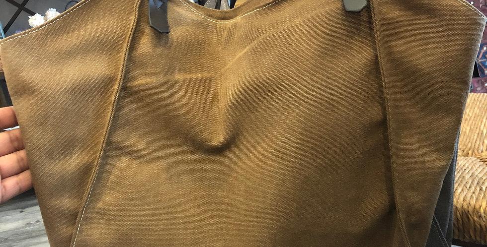 Functional, Farmgirl canvas tote bag