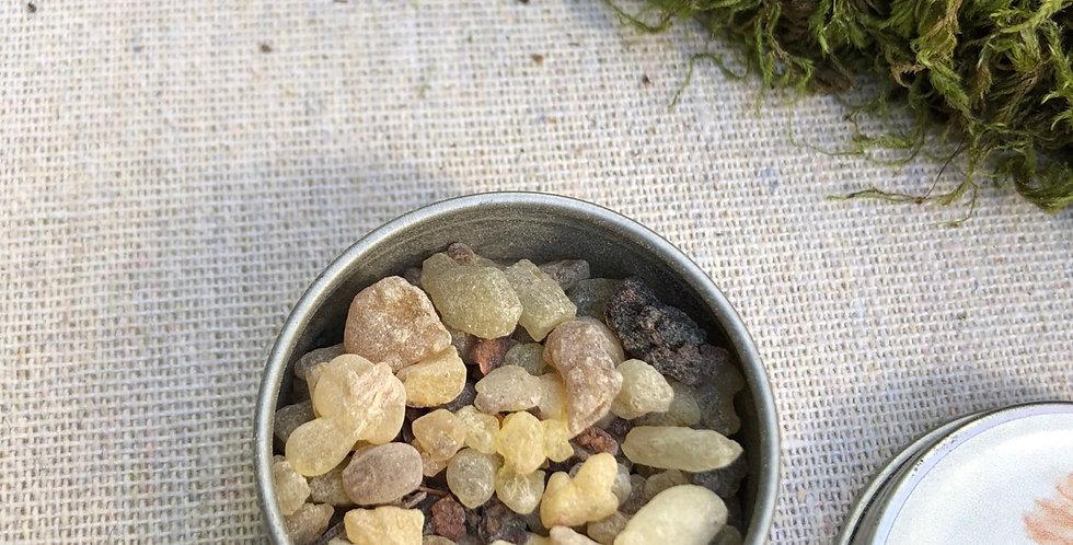 Frankincense Small Metal Tin