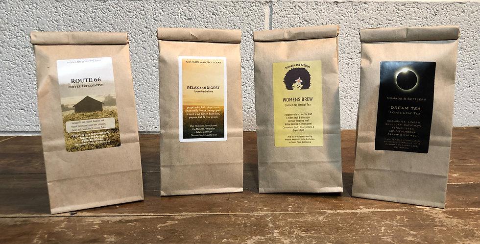 Master Herbalist Tea Blends