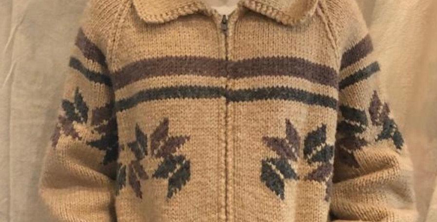 Chippewa Falls Wisconsin Fall Sweater