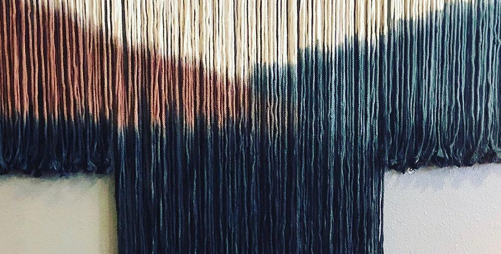 Beautiful Huge Macrame tapestry
