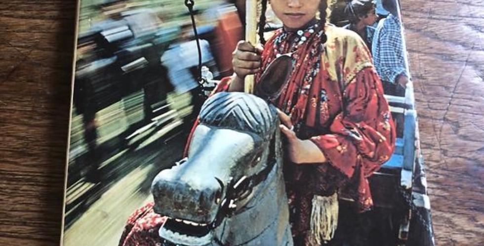 Rare book on Gypsy culture