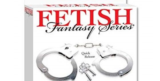 Die Cast Metal Handcuffs