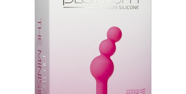 Platinum Premium Silicone The Mini`s Pink Bubble - Small
