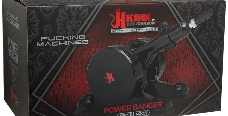 Kink Fucking Machines Power Banger