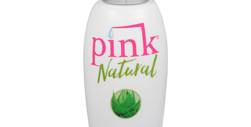 Pink water Natural Water Based Lube