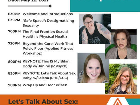 Let's Talk About Sex: Sexual Health Is Physical Health