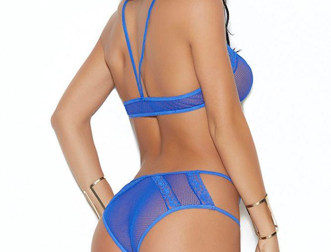Cool, Calm and Collected Bralette & Panty