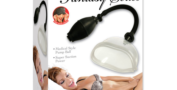 Pipedream Products Fetish Fantasy High Intensity Pussy Pump