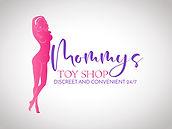 mommys toy shop logo