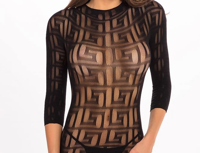 Exotic Geometry Mini Dress S/M