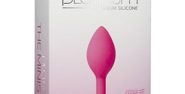Platinum Premium Silicone The Mini`s Pink Spade - Small