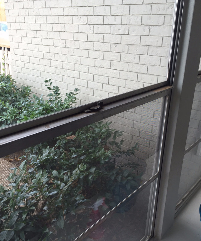 Give those 70's aluminum windows a facelift, without the price-tag.
