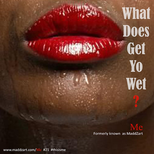 What does get you wet?