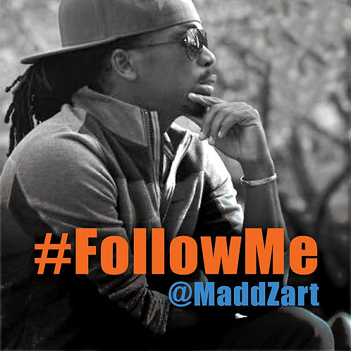 MaddZart's 2016 Carnival Album on CD #FollowMe