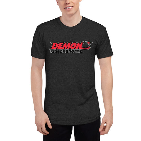 Demon Diablo - Deluxe American Apparel T-Shirt - Unisex Tri-Blend