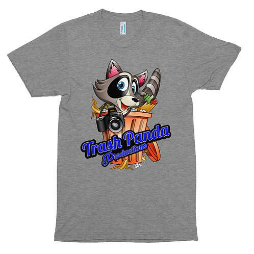 Trash Panda Productions - Deluxe American Apparel T-Shirt - Unisex Tri-Blend