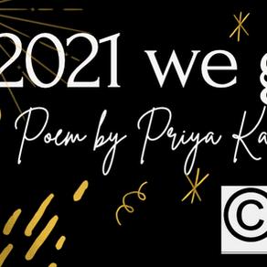 Into 2021 We Go