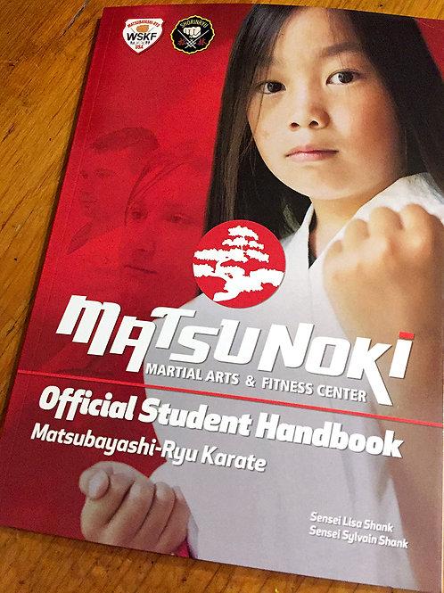 Matsunoki - Official Student Handbook