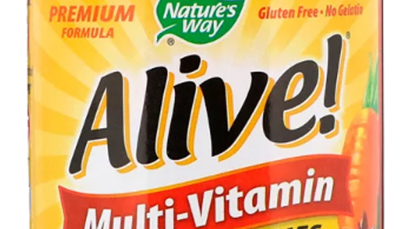 ALIVE -adult Multi Gummy