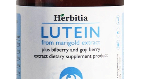 Lutein 19 mg.