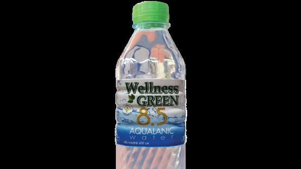 น้ำด่างอัลคาไลนิค 8.5 600 ml.