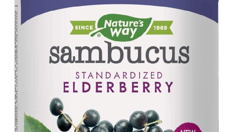 Sambucus Gummy